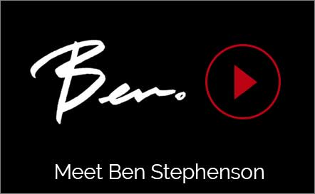 Meet Ben stephenson
